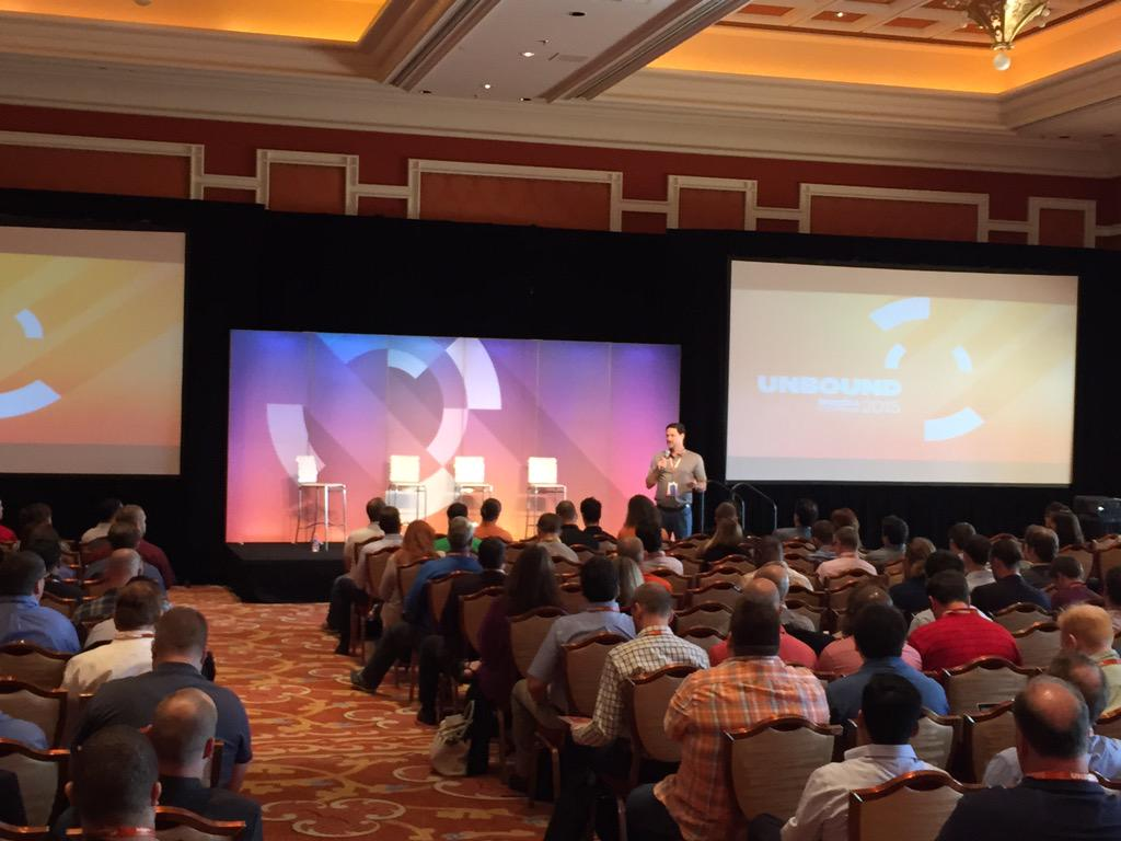 chrissimmons: @mklave1 kicking off the Magento Payments panel @ #ImagineCommerce http://t.co/7iFGckXXCn