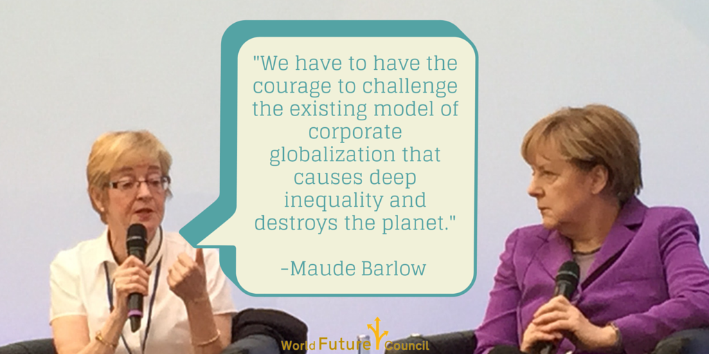 Maude and Merkel, World Future Council