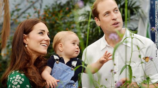 Royal Baby Mania: Kate Middleton e William, duca di Cambridge (sposati dal 2011)