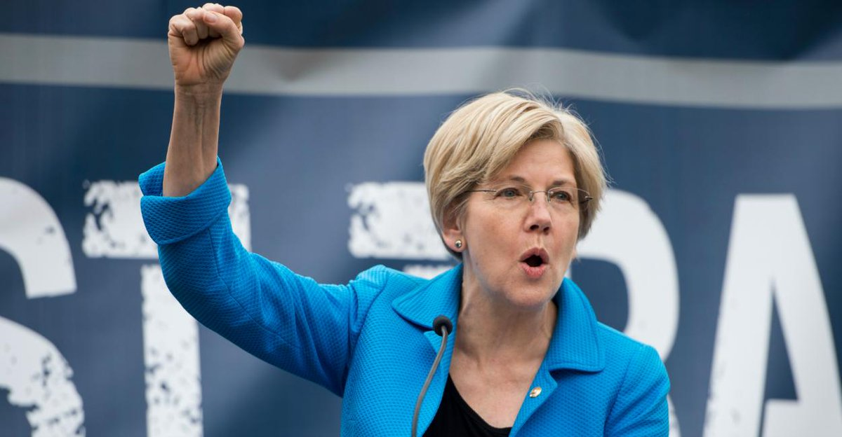 Elizabeth Warren lashes back at Obama over TPP