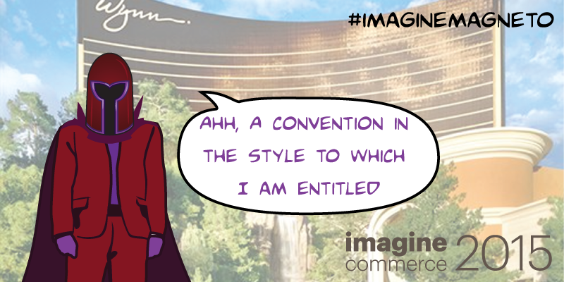 LawrenceByrd: (5 of N) Comic: 'Confusion in Magento-Land' nGood morning alln#imaginecommerce #imaginemagneto  l http://t.co/tugSJp0LK5