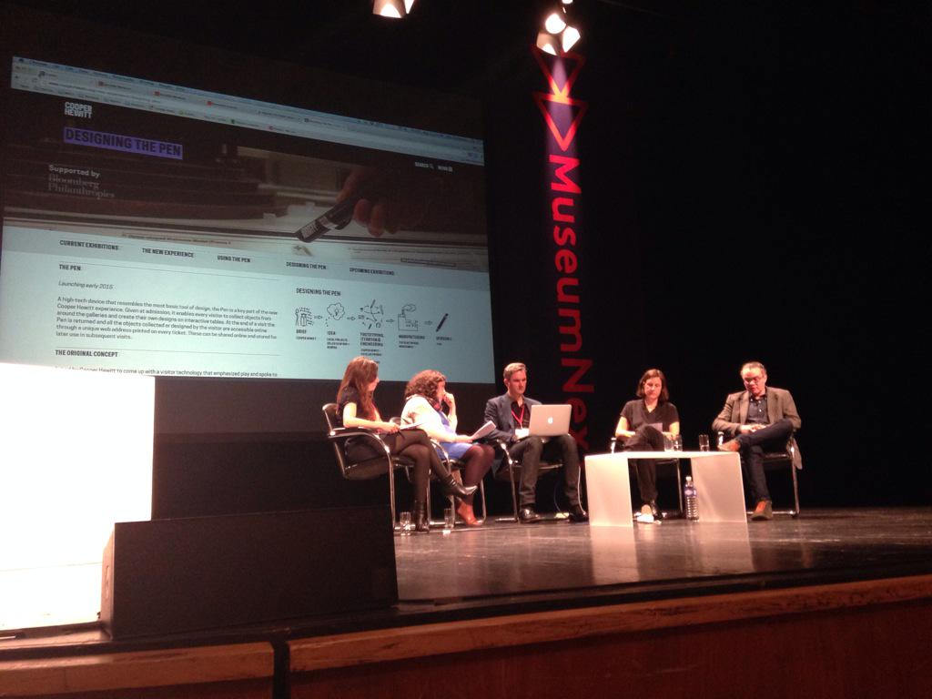 The #SociableMuseum is about conversation with our audience: how do we do that? #MuseumNext http://t.co/4f4rTQQCT9