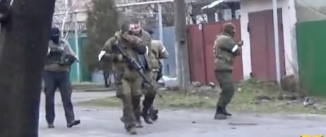 В Горловке замечена военная техника террористов с нанесенными на нее крестами для опознавания с воздуха, - волонтер Юрий Касьянов - Цензор.НЕТ 9063