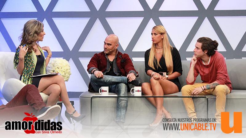 Esta semana en @amordidastv nos acompañan @PelonGomis, @Julibrasilena y @AlexXxStrecci, jueves 11pm @unicable_canal http://t.co/7R9lcPNJFB