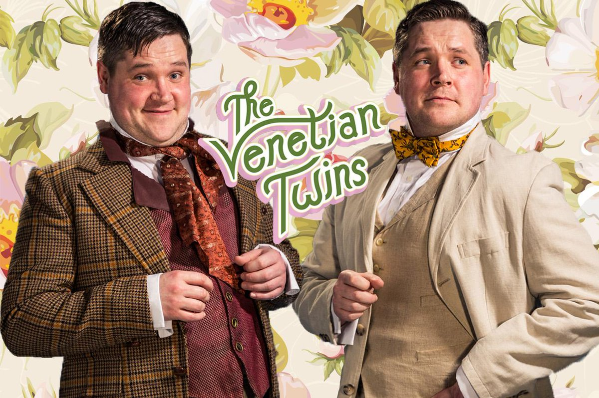 Watch out! We're letting the #VenetianTwins - Zanetto and Tonino - take over our tweeting in the near future! http://t.co/vtisfhXXHb