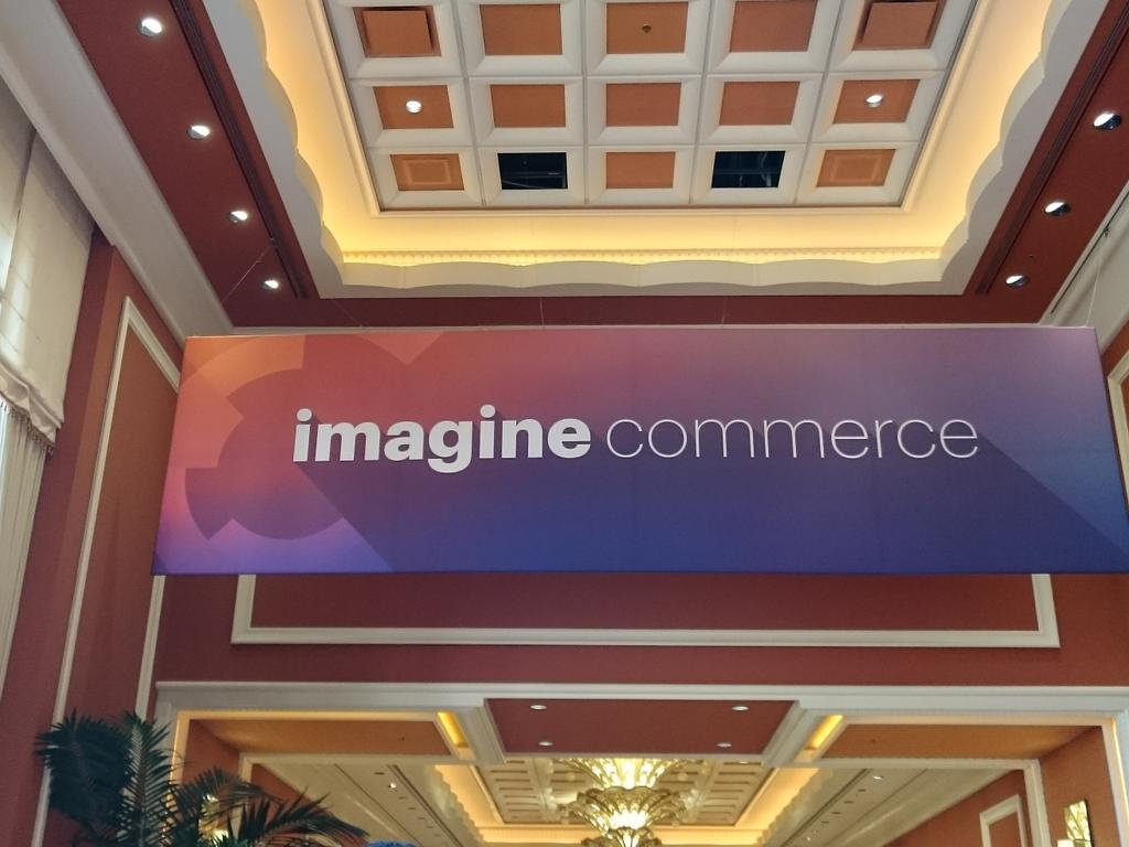 magento_rich: I love the smell of #commerce in the morning. #ImagineCommerce #RealMagento http://t.co/9qK5IQEEaM