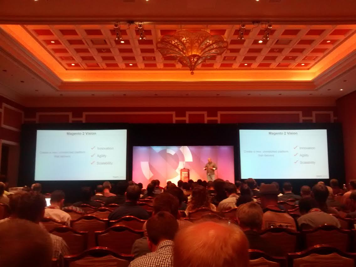 sandermangel: First #Magento Deep Dive session at #Imagine2015 http://t.co/Cw2seOMdkB