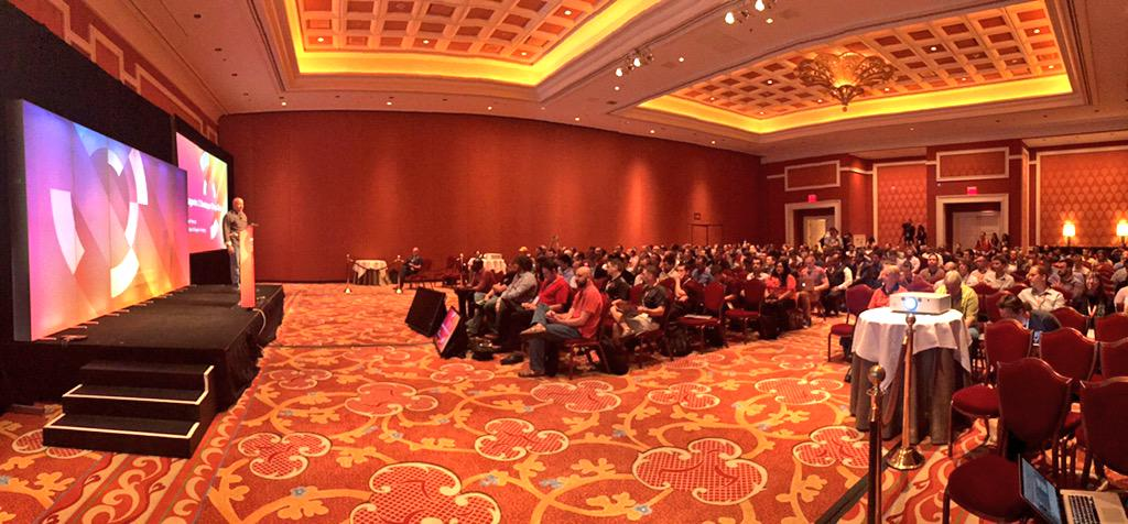 benmarks: Pretty full house for the #ImagineCommerce Magento 2 Deep Dive! http://t.co/9hSSCavlQG