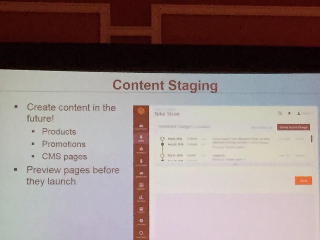 pinofilice: Create content in the future!!! #MagentoImagine #ImagineCommerce http://t.co/4aepiie3Ia