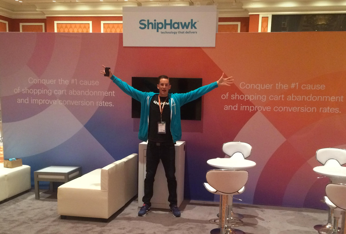 ShipHawk: Check out Booth 314 at @magento #ImagineCommerce to learn more about our #shipping #solution from @connor_shiphawk! http://t.co/w2GqDqk7En