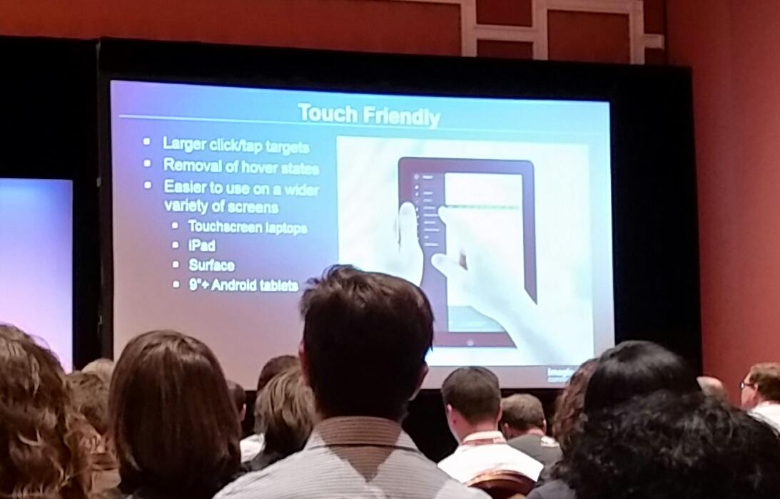 tig_nl: Magento 2 deepdive ux admin interface meer afgestemd op merchant en touch devices #ImagineCommerce http://t.co/Mtw9RZLNi8