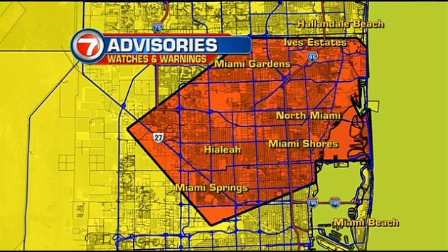 wsvn 7 news on twitter breaking tornado warning issued for miami hialeah miami beach