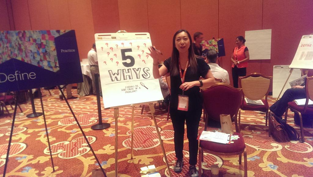 Leslie_Weller: Customer driven innovation at #ImagineCommerce http://t.co/lFwKg0ZWqW