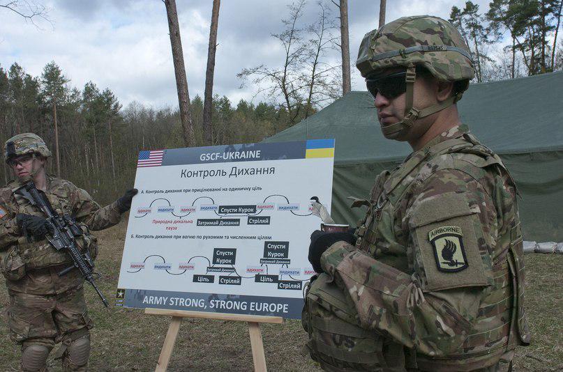 Офицеры ВС США посетили зону АТО и ознакомились с ситуацией на линии разграничения, - штаб - Цензор.НЕТ 3941