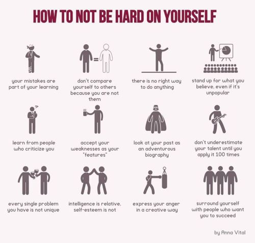 Great reminders on how to not be so hard on yourself via substanceoverstuff http://t.co/eBik3vcSo6