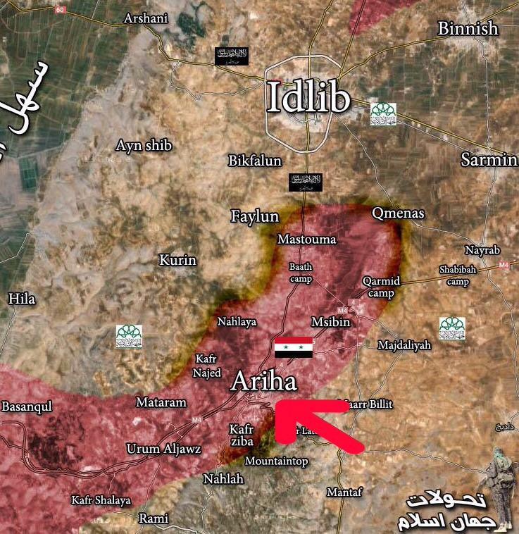 Guerre Civile en Syrie ( LISEZ LE PREMIER POST ! ) - Page 39 CDDvKcbWMAAKLCK