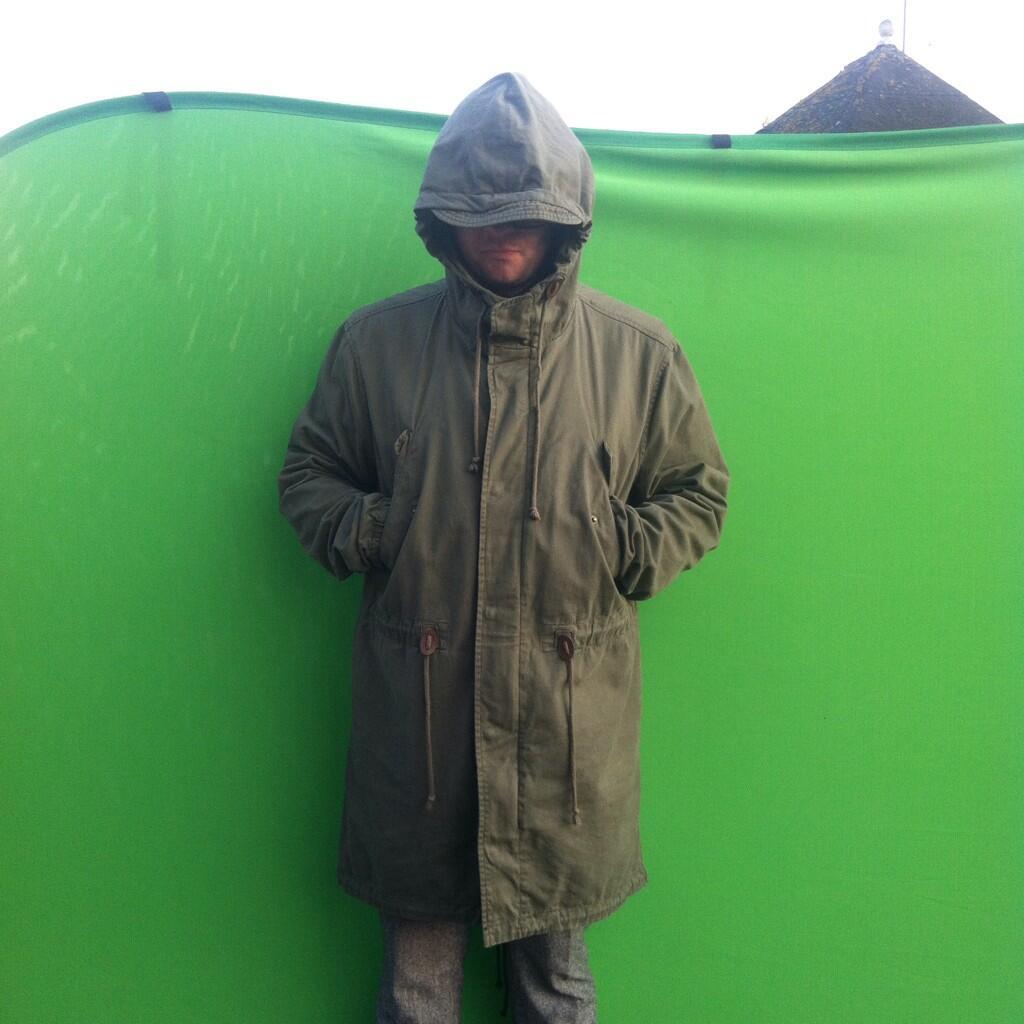 RT @joe_adsett: @realrossnoble The infamous invisibility parka! #freewheeling http://t.co/HBuwRhrUj2