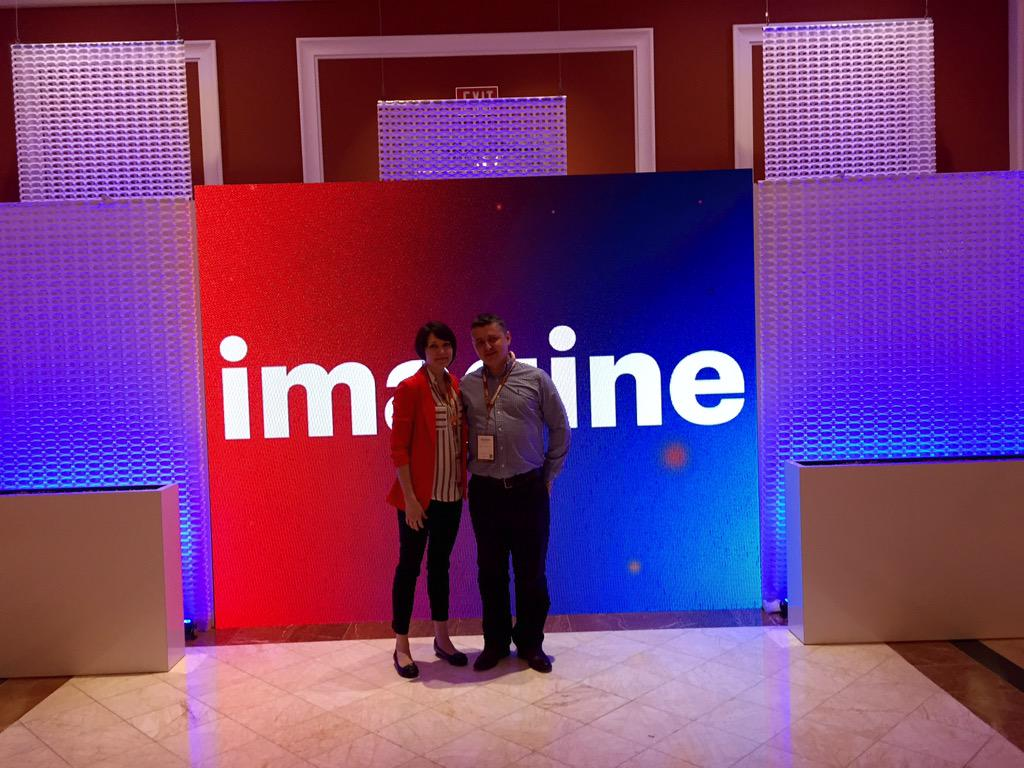 SheroDesigns: Having a great time at #ImagineCommerce! #LasVegas @magento http://t.co/FVxKDA2Ydu