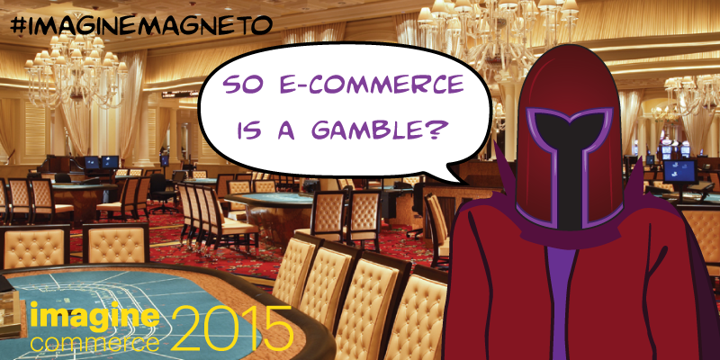 LawrenceByrd: Comic:'Confusion @Magento-Imagine?'nWhat did you learn in Commerce Convos?n#imaginecommerce #imaginemagneto http://t.co/sxniMocpGX
