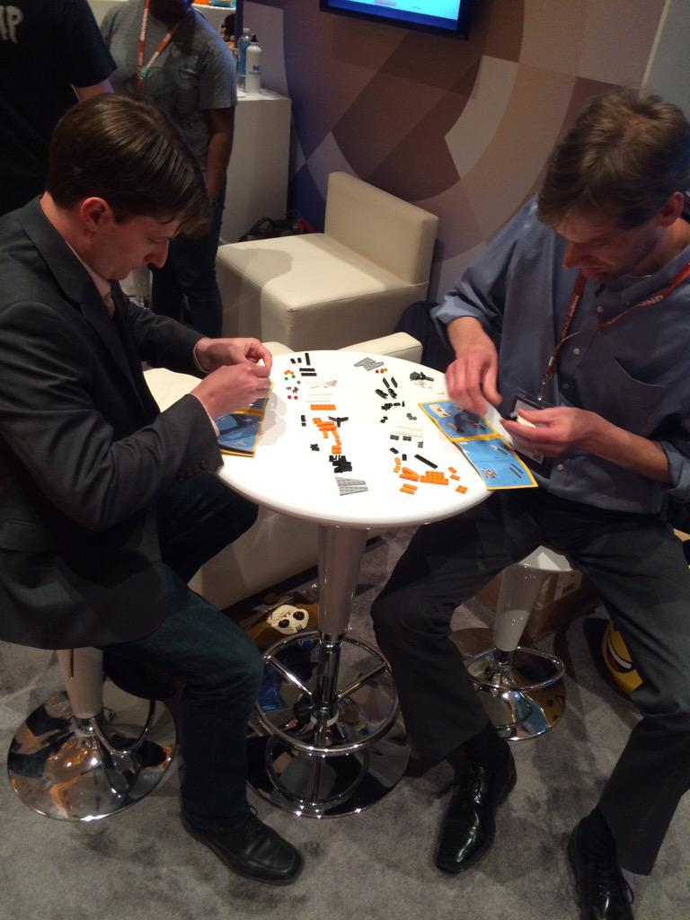 LagrangeSystems: Head to head to win a Lego technic plane! Giving away 3 more planes! #booth402 #Imagine2015 #ImagineCommerce http://t.co/TA2lUkL4SK