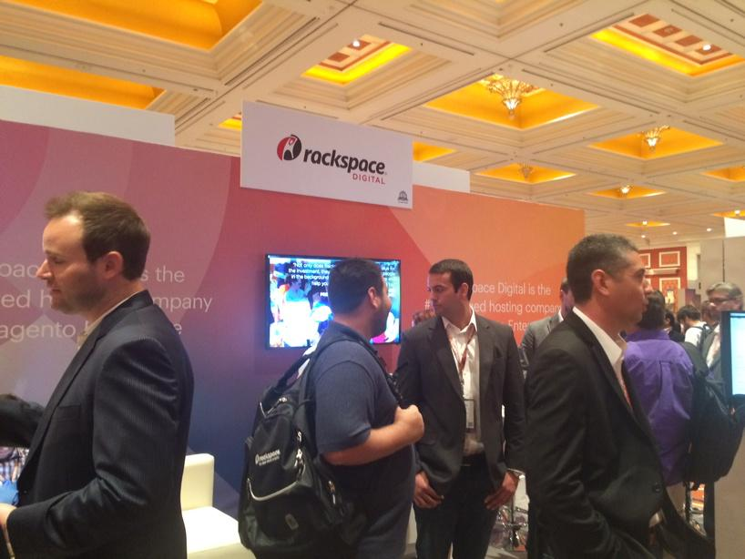 chrismikeb: Need speed and simplicity? Come see a demo of the Rackspace Managed Cloud for Magento at #ImagineCommerce Booth 501. http://t.co/14VrOpOPY2