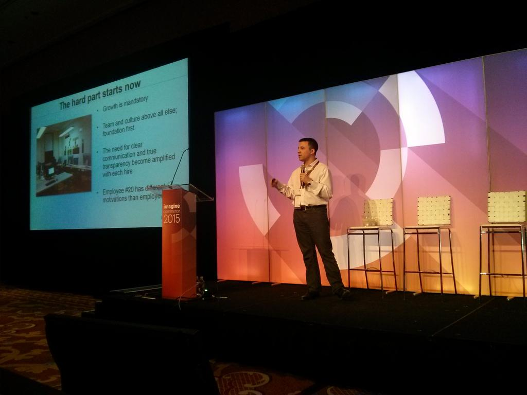 stevedeckert: Learning how @pixafy grew a product out of an agency #ImagineCommerce http://t.co/xNpnHfiocM