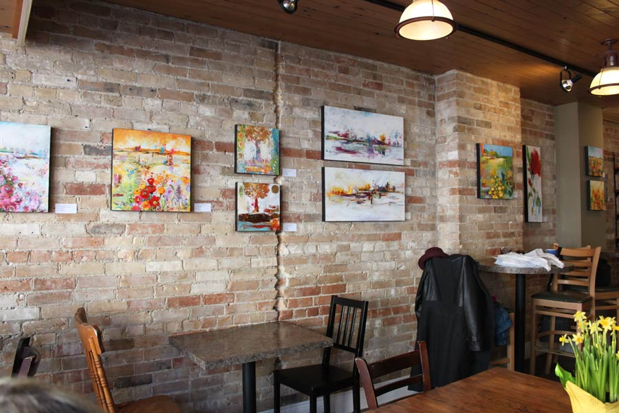 Covernotes tea and coffee house newmarket