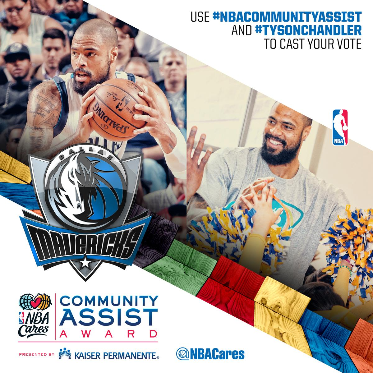 I'm nominated for the @nbacares #NBACommunityAssist Award with $25K going to @unicefusa if I win! Please RT to vote! http://t.co/uRxnzdIE64