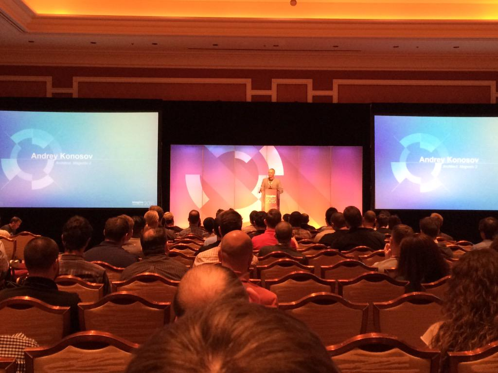 benjaminrobie: President of eBay enterprise talks about selling/spinning off Magento. #ImagineCommerce http://t.co/AurQ9Iym3V