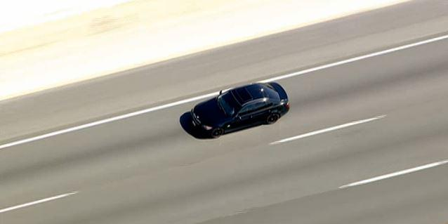 Watch live: #pursuit continues on 15 fwy as barstow chp units follow