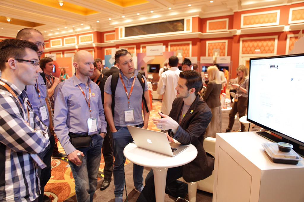 NucleusCommerce: Come by our booth for a demo of all #nucleus has to offer #imaginecommerce http://t.co/UT2bwUJtay