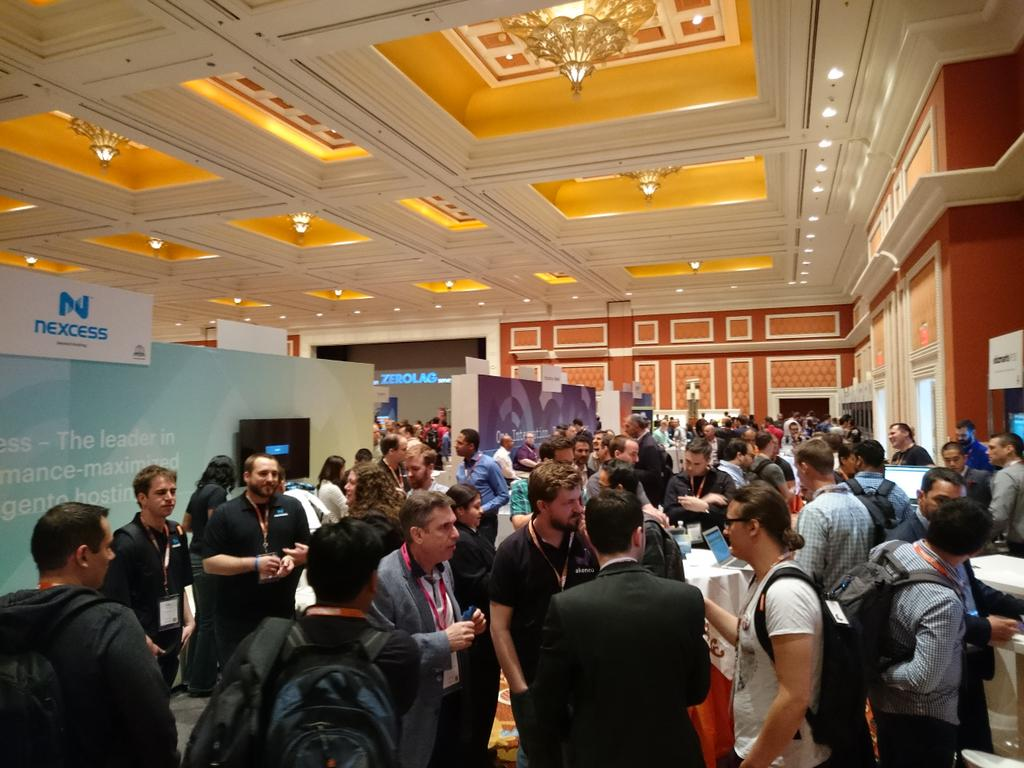 magento_rich: Marketplace is open and alive. #ImagineCommerce #RealMagento http://t.co/42ED7iEavj