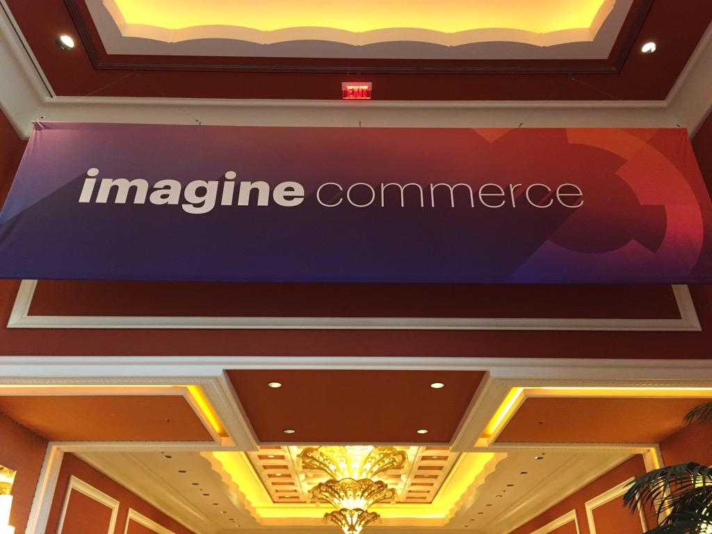 paul_wilson1: At #MagentoImagine conference showing retailers that true #Omnichannel means e-commerce IN STORE on #Screener http://t.co/wHIX7APOIa