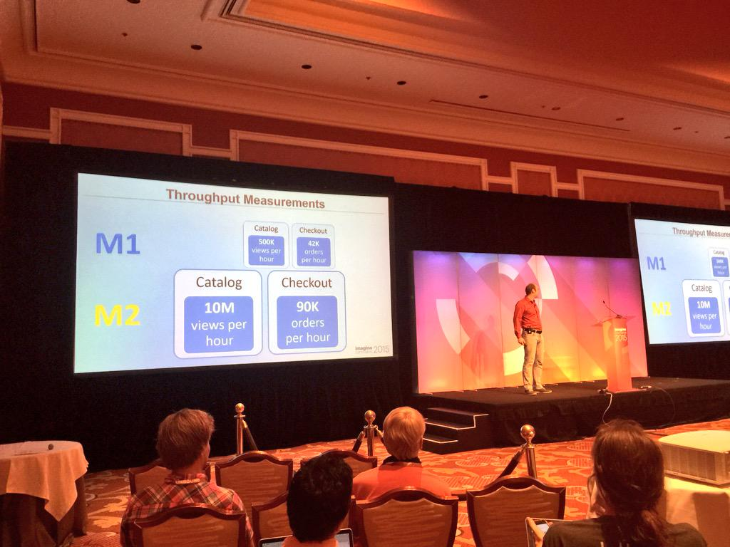 benmarks: A *drops mic* moment at #ImagineCommerce http://t.co/zS5HrTdYBN