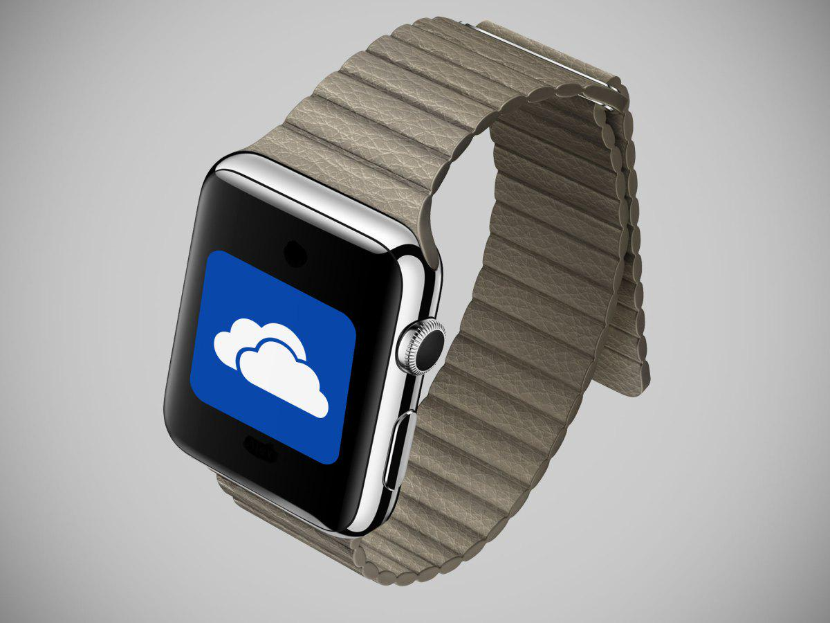Microsoft embraces Apple Watch with OneDrive update for viewing photos from your wrist