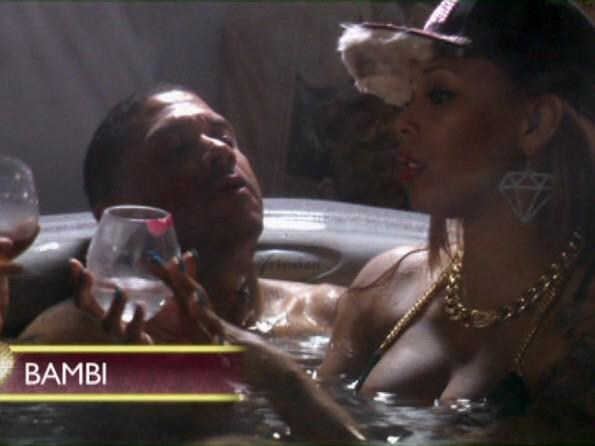 Bambi don't forget how you got here #LHHATL http://t.co/C50UiNnVJ3