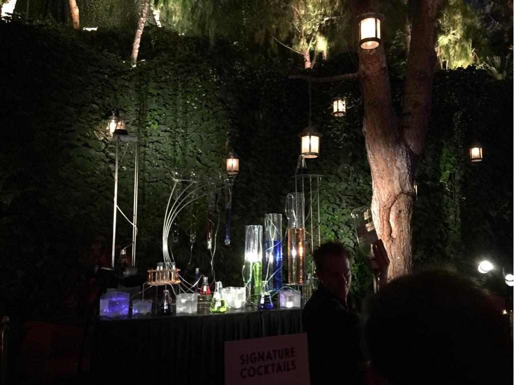 JoshuaSWarren: Amazing science themed bar and cocktails at the @NucleusCommerce launch party #imaginecommerce http://t.co/65ZaWYzfoT