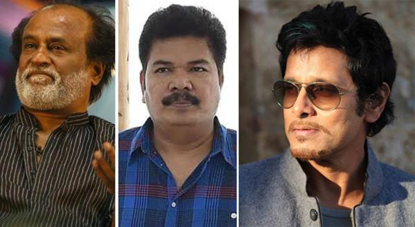Rajinikanth joins Shankar for third time, Vikram to play villain
