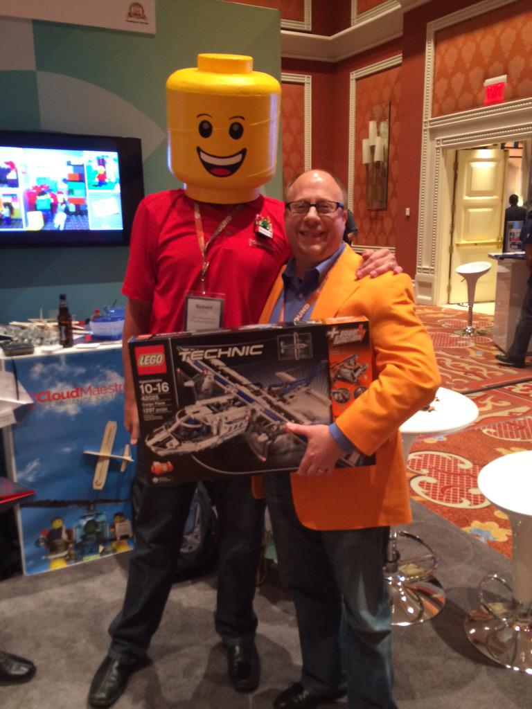 LagrangeSystems: Congrats to our 2nd Lego Technic plane winner! Come to #booth402 tomorrow to win! #Imagine2015 #ImagineCommerce http://t.co/Ex393lM459