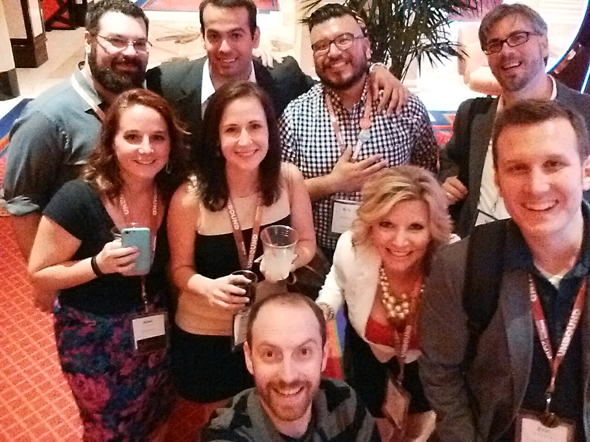 esposj: Hanging with the @Rackspace team at #imaginecommerce http://t.co/lcOLogi3eh