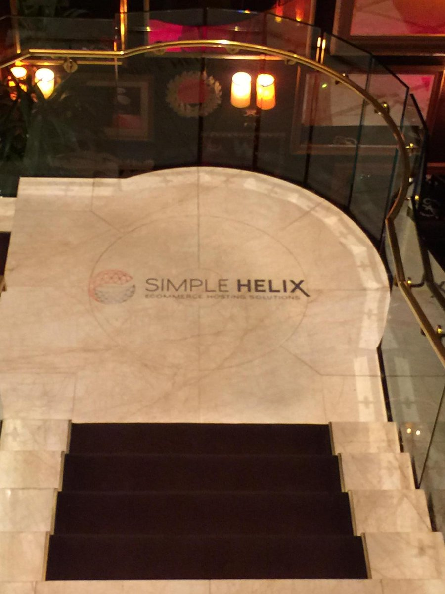 shickles: The Nucleus Commerce party with @NucleusCommerce & @simplehelix is the party to be at tonight. #imaginecommerce http://t.co/ywKO6H1EbC