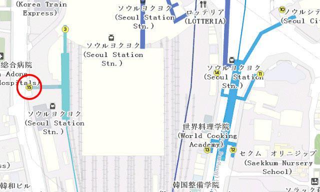 ソウル駅空港鉄道の4番出口が15番へと出口の番号が変更されました。どうぞお間違いのないように~└('ω')┘ 詳しくはこちら→http://t.co/nKIsH3Vcla http://t.co/0fRWDS0Xxi