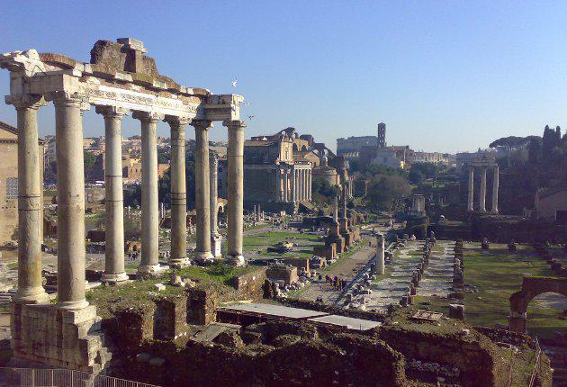 Cuenta la leyenda que fue un 21 de abril, 753 a.C., cuando Rómulo fundó Roma #tantiauguri @roma @Turismoromaweb http://t.co/scSQD7AJyT
