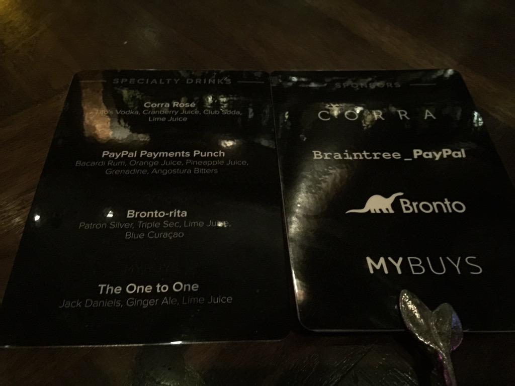 ImranVirk: @magento @mybuys @Bronto #MyBuys specialty 'One to One' is always being served! #ImagineCommerce http://t.co/3qcZm8M7Xf