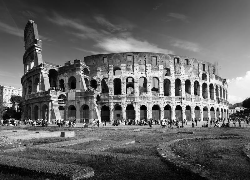 FOTO Colosseo di Roma, Oggi Roma compie 2768 anni