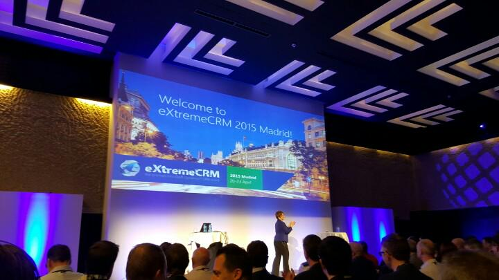 Thumbnail for eXtreme CRM 2015 Madrid