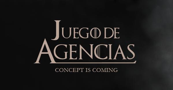 """Empieza el #JuegodeAgencias Frases freaks de #JuegoDeTronos solo aptas para publicistas: """"Concept is coming"""" http://t.co/2kXZHztZAw"""