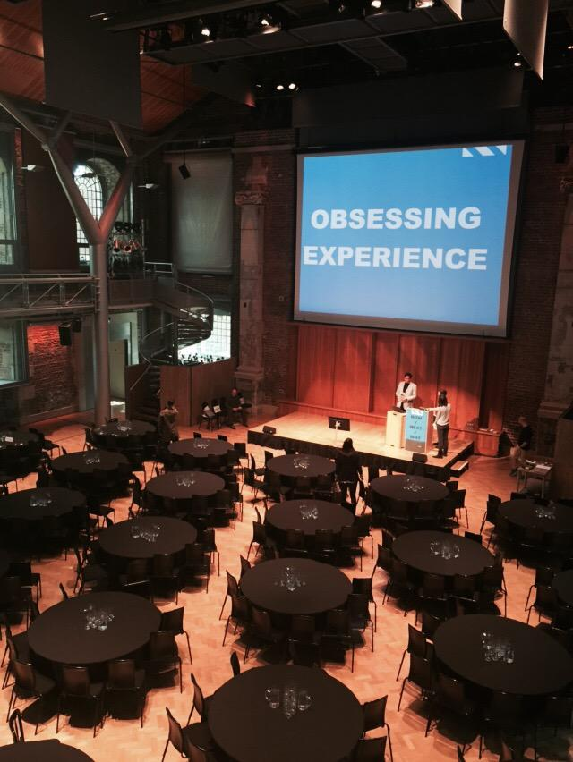 Not long until #contagiousNNW London kicks off and we all start obsessing over experience... http://t.co/GGvsTBcCE5