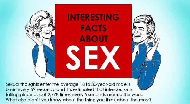 Good facts about sex