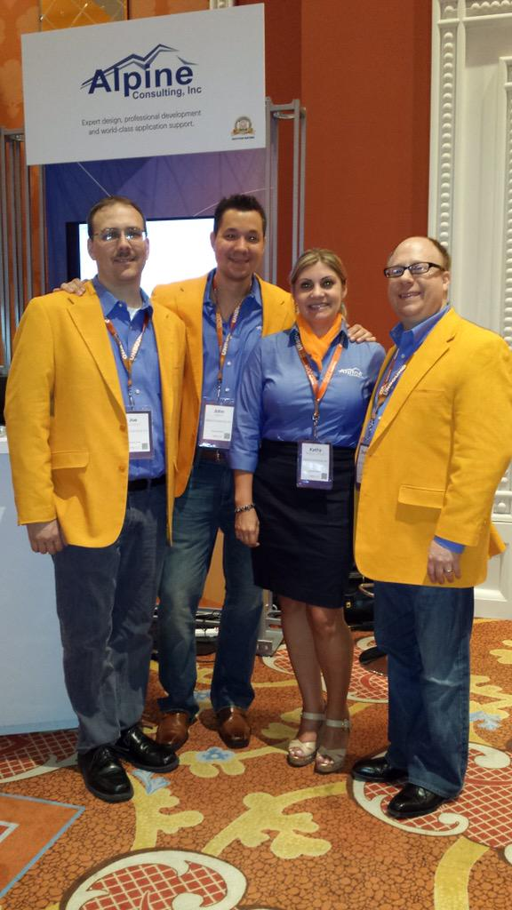 alpinemagento: Ready for a fun day #ImagineCommerce marketplace! Come visit us at Booth 4 @AlpineCnsltg http://t.co/4eEBQ6JYan